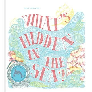 Whirligig Toys - Whats Hidden in the Sea1