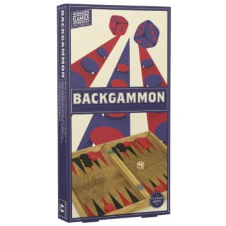 Whirligig Toys - Wooden Backgammon1