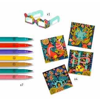 Whirligig Toys - 3D Colouring Forest2