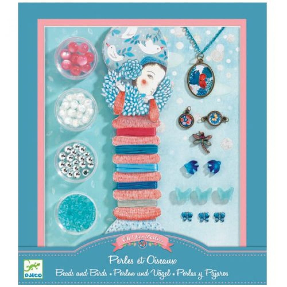 Whirligig Toys - Beads and Birds Jewellery1