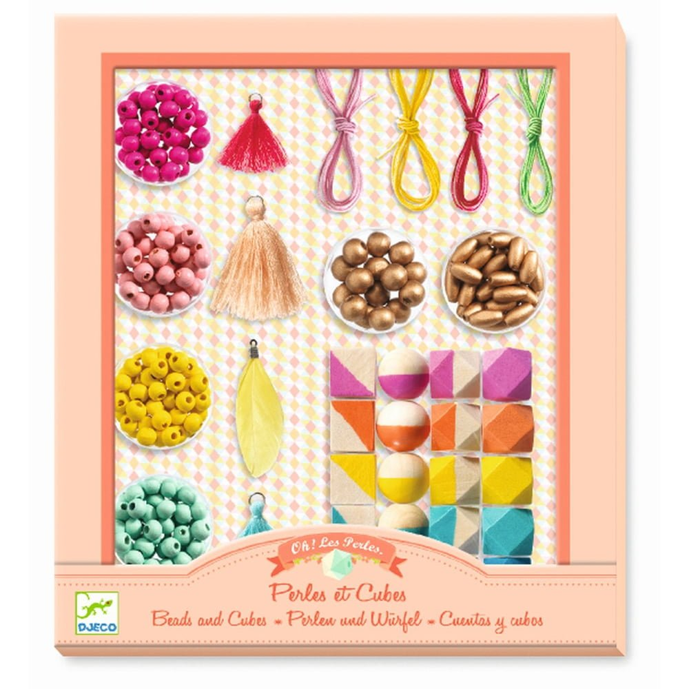 Whirligig Toys - Beads and Cubes Jewellery1