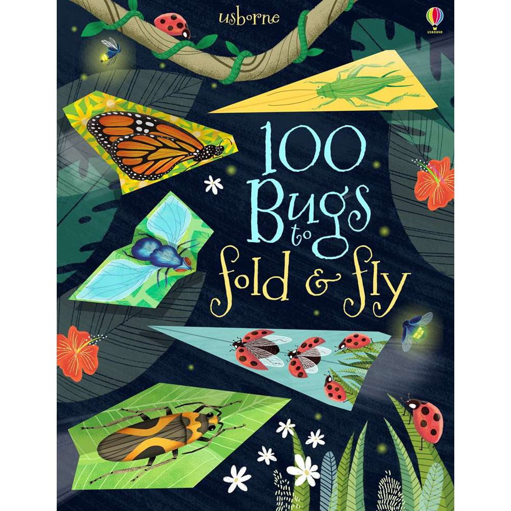 Whirligig Toys - Bugs To Fold And Fly1