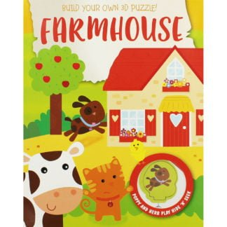 Whirligig Toys - Build Your Own Farmhouse1