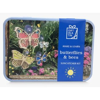Whirligig Toys - Butterflies And Bees Suncatcher1