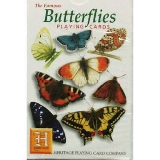 Whirligig Toys - Butterflies Playing Cards1