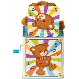 Whirligig Toys - Dancing Bear Jack In The Box2