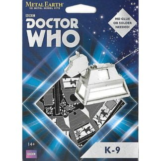 Whirligig Toys - Dr Who K9 Metal Earth1