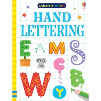 Whirligig Toys - Hand Lettering Minibook1