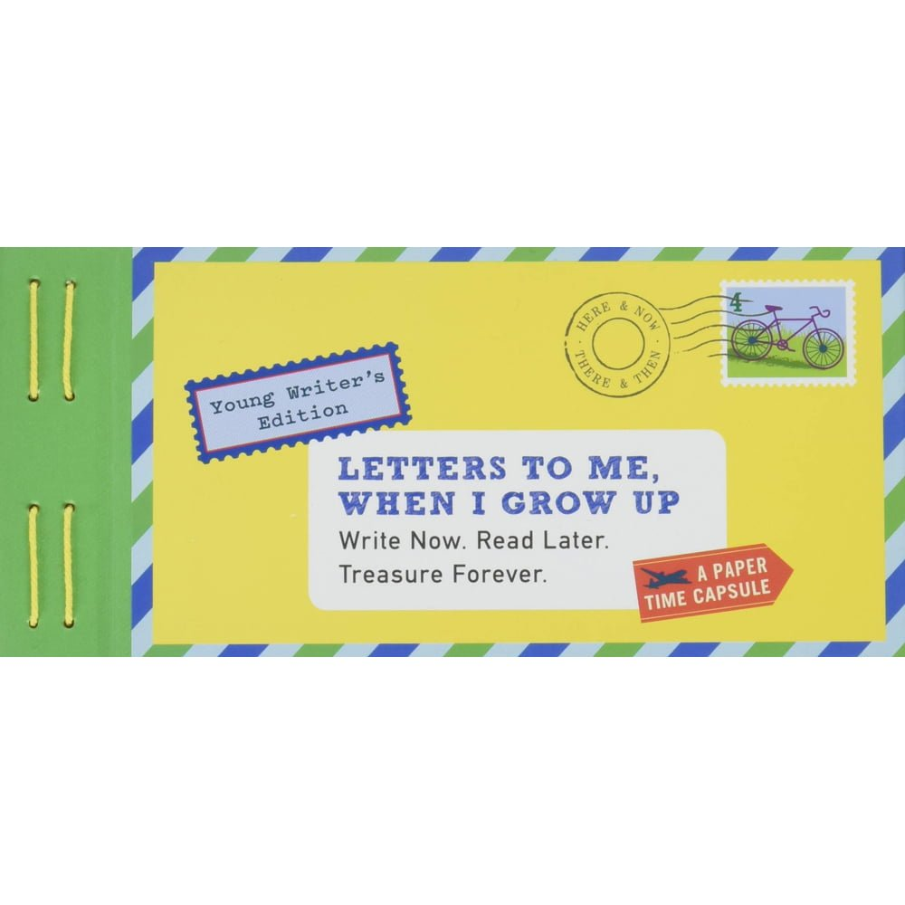 Whirligig Toys - Letters To Me When I Grow Up1