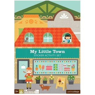 Whirligig Toys - Little Town Stickers1