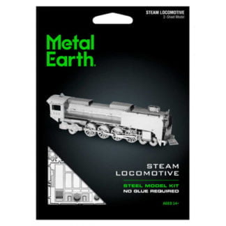 Whirligig Toys - Locomotive Metal Earth1