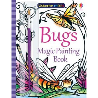 Whirligig Toys - Magic Painting Bugs Minibook1