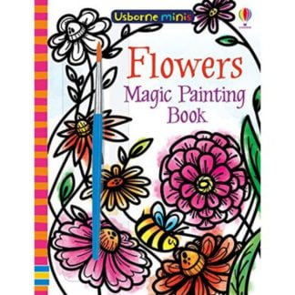 Whirligig TWhirligig Toys - Magic Painting Flowers Minibook1