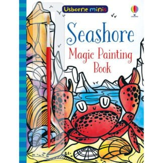 Whirligig Toys - Magic Painting Seashore Minibook1