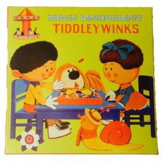 Whirligig Toys - Magic Roundabout Tiddlywinks1
