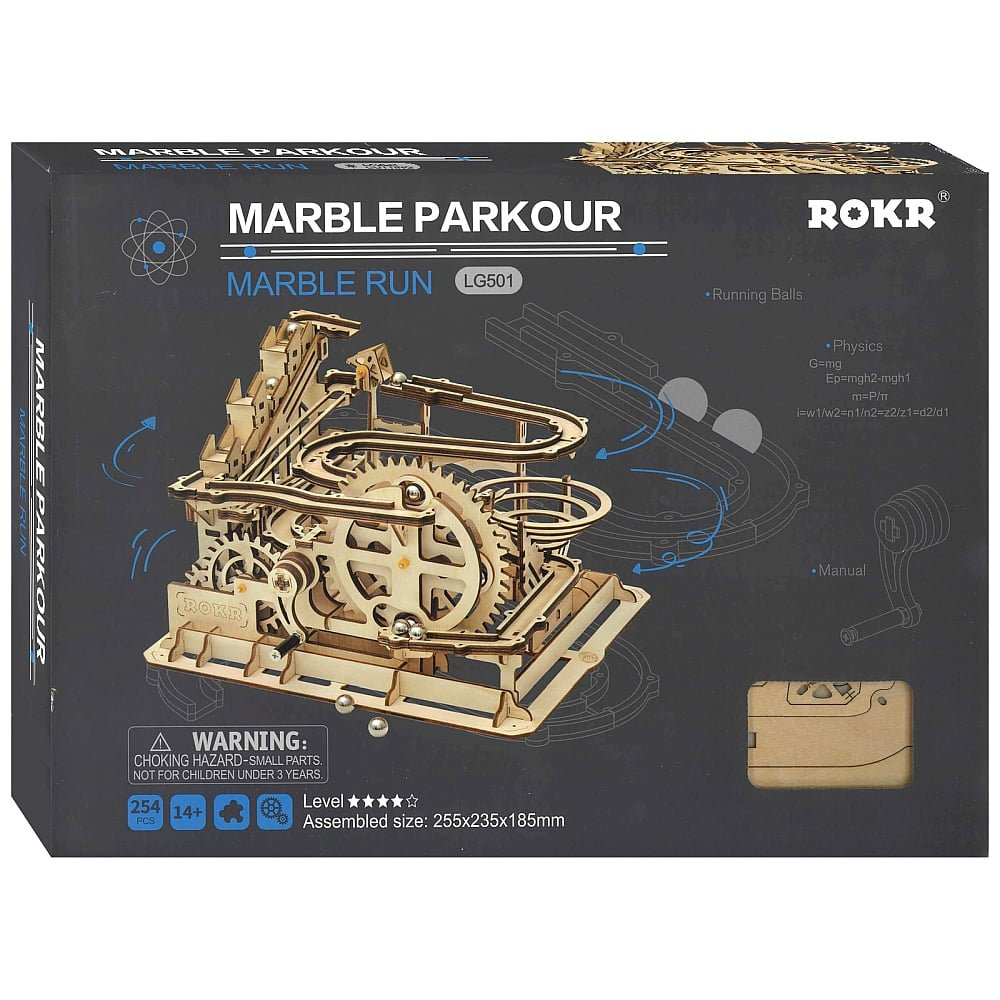 Whirligig Toys - Marble Parkour1
