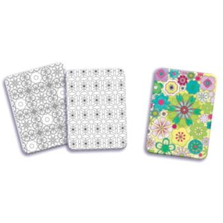Whirligig Toys - Mini Graphic Flowers2