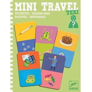 Whirligig Toys - Mini Guessing Travel Games1