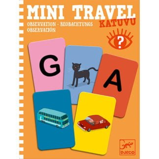 Whirligig Toys - Mini Observation Travel Games1