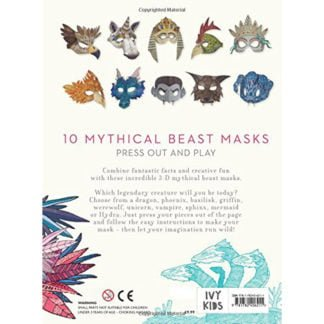Whirligig Toys - Mythical Masks2
