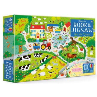 Whirligig Toys - On The Farm Jigsaw1