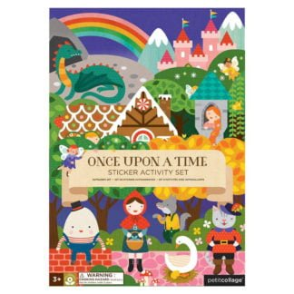 Whirligig Toys - Once Upon A Time Stickers1