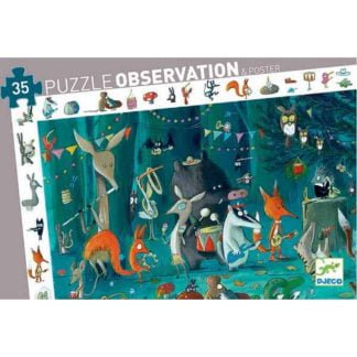 Whirligig Toys - Orchestra Observation Puzzle1