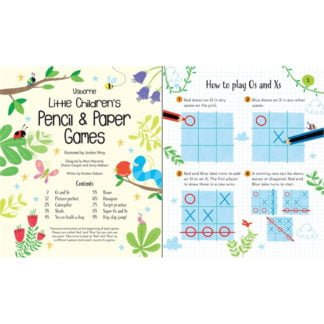 Whirligig Toys - Pencil and Paper Games2