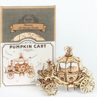 Whirligig Toys - Pumpkin Carriage1
