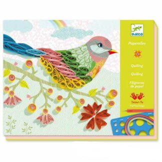 Whirligig Toys - Quilling Birds1