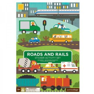 Whirligig Toys - Roads and Rails Stickers1