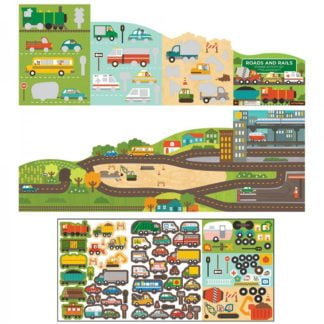 Whirligig Toys - Roads and Rails Stickers2