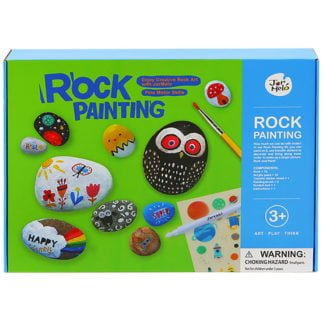 Whirligig Toys - Rock Painting1
