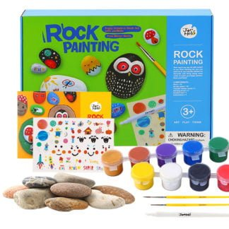 Whirligig Toys - Rock Painting2