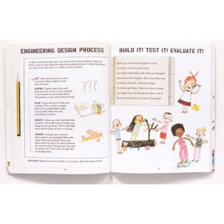 Whirligig Toys - Rosie Revere Project Book2