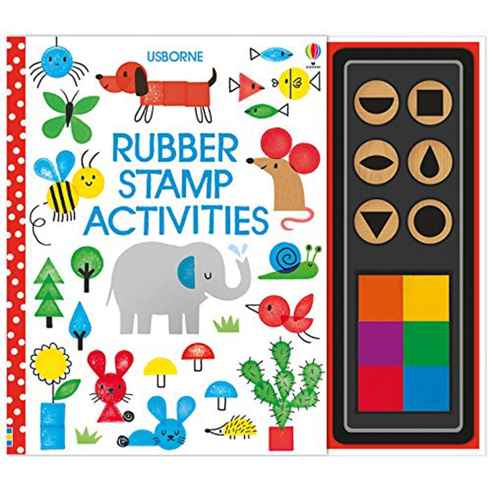 Whirligig Toys - Rubber Stamp Activities1