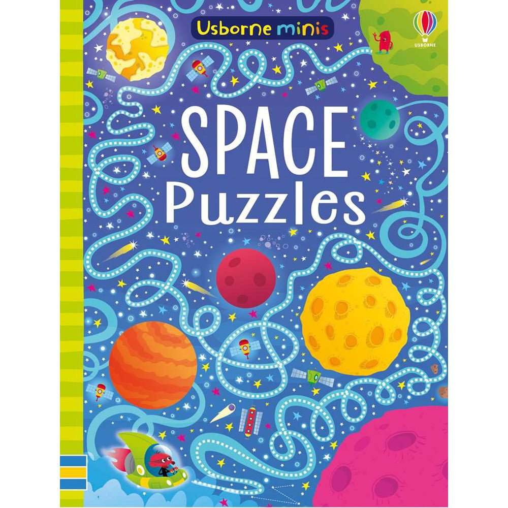 Whirligig Toys - Space Puzzles Minibook1