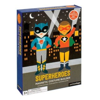 Whirligig Toys - Superhero Magnets1