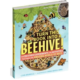 Whirligig Toys - Turn This Book Into A Beehive1