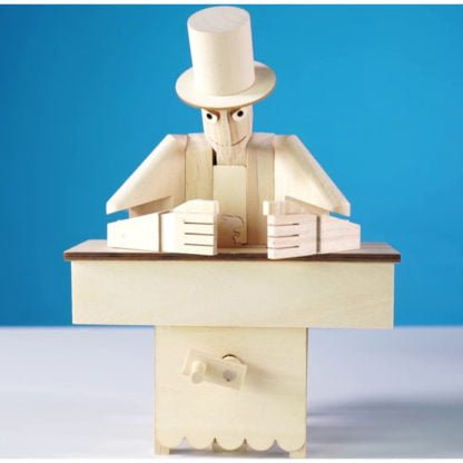 Whirligig Toys - Wooden Magician1