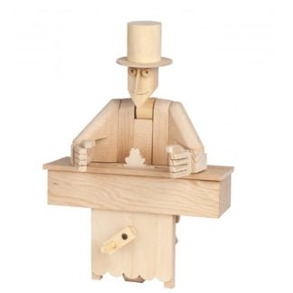 Whirligig Toys - Wooden Magician2