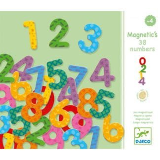 Whirligig Toys - Wooden Magnetic Numbers1