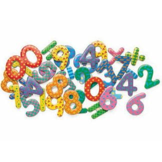 Whirligig Toys - Wooden Magnetic Numbers2