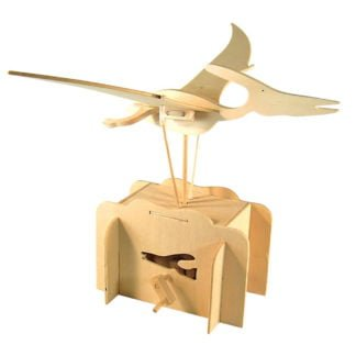 Whirligig Toys - Wooden Pteranodon2