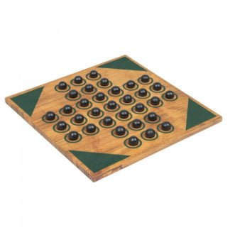 Whirligig Toys - Wooden Solitaire2