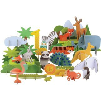 Whirligig Toys - Animals Of The World Pop Out2