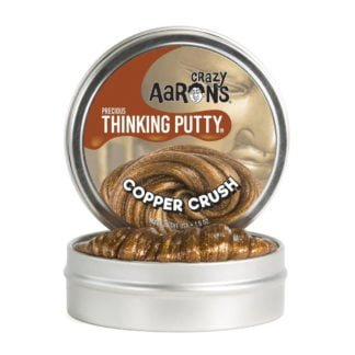 Whirligig Toys - Crazy Aaron's Thinking Putty Copper Crush1