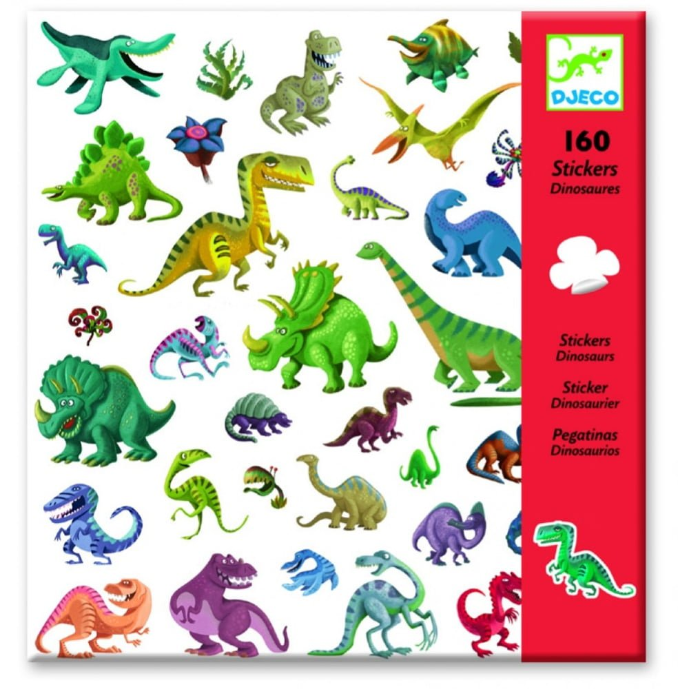 Whirligig Toys - Dinosaurs Stickers1
