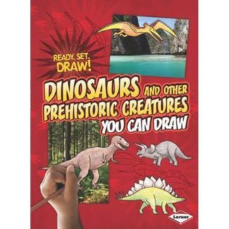 Whirligig Toys - Dinosaurs You Can Draw1
