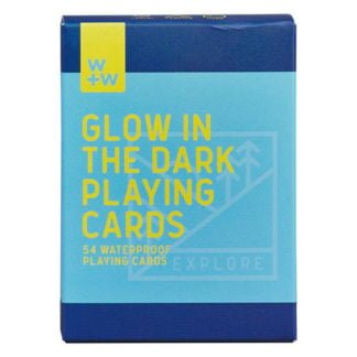 Whirligig Toys - Glow In The Dark Playing Cards1